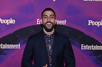NEW YORK, NEW YORK - MAY 13: Zeeko Zaki attends the People & Entertainment Weekly 2019 Upfronts at Union Park on May 13, 2019 in New York City. <br /> CAP/MPI/IS/JS<br /> ©JS/IS/MPI/Capital Pictures