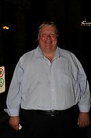 August 28, 2012 - Laval (Quebec) CANADA -  CAQ  (Coalition Avenir Quebec) campaign - Candidate Dr  Gaetan Barrette.<br /> <br /> FRENCH CAPTION BELOW :<br /> <br /> CAQ (Coalition Avenir Quebec) en campagne a Laval le 28 aout 2012 - le candidat vedette Docteur Gaetan Barrette.