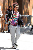 NEW YORK, NY - JUNE 15:  Alessia Cara seen leaving The View in New York City on  June 15, 2017. Credit: RW/MediaPunch
