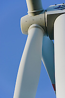 GERMANY Brunsbuettel, Repower 5 MW wind turbine  / DEUTSCHLAND, Windkraftanlage Repower 5M mit 5 MW Leistung