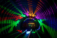 Shanghai - The Bund Sightseeing Tunnel