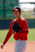 Piljoon Jang / Los Angeles Angels.Photo by:  Bill Mitchell/Four Seam Images