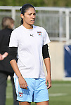 11 April 2009: Chicago's Cristiane (BRA). The Washington Freedom played the Chicago Red Stars to a 1-1 tie at the Maryland SoccerPlex in Boyds, Maryland in a regular season Women's Professional Soccer game.