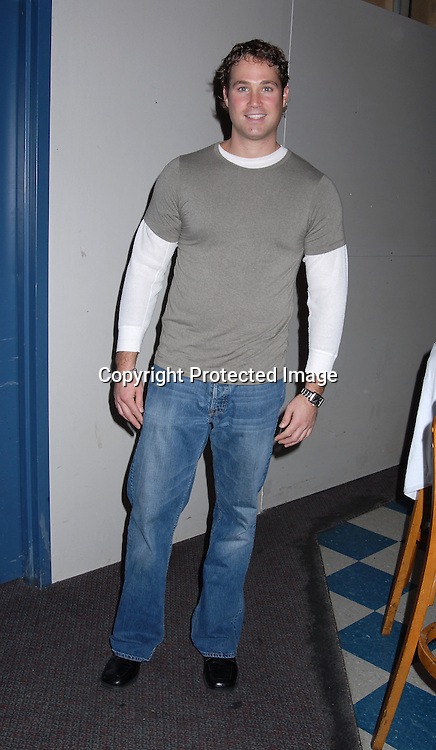 "Mike Jerome ..at The ""Daytime Stars and Strikes"" Bowling event on ..October 15, 2006 at The Leisure Time Bowling Center..at The Port Authority which benefitted The American Cancer Society. ..Robin Platzer, Twin Images"