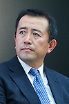 Masahiko Sakamaki, MAY 26, 2016 - : A press conference about presentation of Japan national team official sportswear for Rio de Janeiro Olympics 2016 in Tokyo, Japan. (Photo by Sho Tamura/AFLO SPORT)