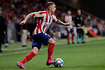 Atletico de Madrid's Kieran Trippier during La Liga match between Atletico de Madrid and Getafe CF at Wanda Metropolitano Stadium in Madrid, Spain. August 18, 2019. (ALTERPHOTOS/A. Perez Meca)