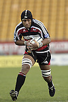 Waka Setitaia during the Air NZ Cup game between the Counties Manukau Steelers and Southland played at Mt Smart Stadium on 3rd September 2006. Counties Manukau won 29 - 8.