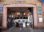 LIfeboat station, Scarborough, Yorkshire, England