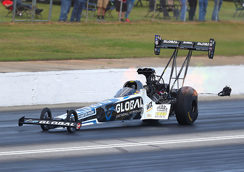 NHRA Mello Yello Drag Racing Series<br /> Lucas Oil NHRA Southern Nationals<br /> Atlanta Dragway, Commerce, GA USA<br /> Saturday 6 May 2017 Shawn Langdon, Global Electronic Technology, top fuel dragster<br /> <br /> World Copyright: Mark Rebilas<br /> Rebilas Photo