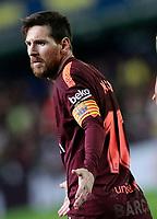 VILLARREAL CF v FC BARCELONA.LA LIGA 2017/2018. ROUND 15.
