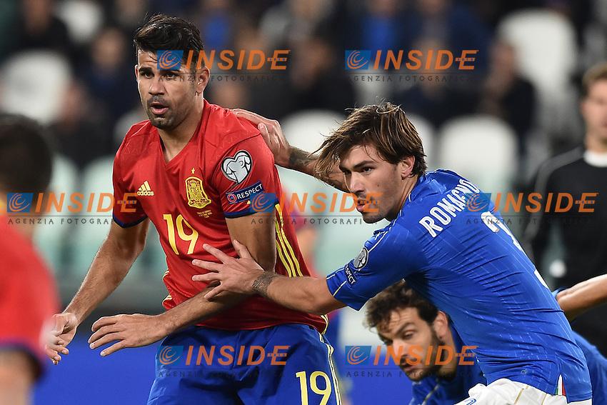 Torino 06-10-2016 Juventus Stadium <br /> World Cup Qualifiers Italy - Spain / Italia - Spagna. Foto Andrea Staccioli / Insidefoto