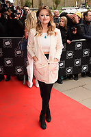 Emily Attack<br /> arriving for TRIC Awards 2018 at the Grosvenor House Hotel, London<br /> <br /> &copy;Ash Knotek  D3388  13/03/2018