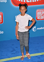 LOS ANGELES, CA. November 05, 2018: Faithe Herman at the world premiere of &quot;Ralph Breaks The Internet&quot; at the El Capitan Theatre.<br /> Picture: Paul Smith/Featureflash