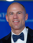 Michael Avenatti, Counsel for Stormy Daniels, arrives for the 2018 White House Correspondents Association Annual Dinner at the Washington Hilton Hotel on Saturday, April 28, 2018.<br /> Credit: Ron Sachs / CNP<br /> <br /> (RESTRICTION: NO New York or New Jersey Newspapers or newspapers within a 75 mile radius of New York City)
