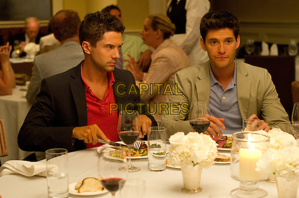 Topher Grace, Ben Barnes<br /> in The Big Wedding (2013) <br /> *Filmstill - Editorial Use Only*<br /> CAP/FB<br /> Supplied by Capital Pictures