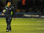 Connacht's Head Coach Pat Lam<br /> Guiness Pro12<br /> Cardiff Blue v Connacht<br /> BT Sport Cardiff Arms Park<br /> 06.03.15<br /> &copy;Ian Cook -SPORTINGWALES