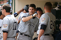 June 1st 2008:  Designated Hitter Eric Duncan (12) of the Scranton Wilkes-Barre Yankees, Class-AAA affiliate of the New York Yankees, during a game at Frontier Field in Rochester, NY.  Photo By Mike Janes/Four Seam Images