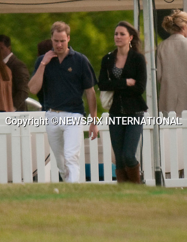 """PRINCES WILLIAM AND KATE MIDDLETON Hug.at the Audi Challenge Polo, Windsor_10/05/2009.Also present was Pippa Middleton (Kate's sister) and another blonde...**ALL FEES PAYABLE TO: """"NEWSPIX INTERNATIONAL""""**..PHOTO CREDIT MANDATORY!!: NEWSPIX INTERNATIONAL(Failure to credit will incur a surcharge of 100% of reproduction fees)..IMMEDIATE CONFIRMATION OF USAGE REQUIRED:.Newspix International, 31 Chinnery Hill, Bishop's Stortford, ENGLAND CM23 3PS.Tel:+441279 324672  ; Fax: +441279656877.Mobile:  0777568 1153.e-mail: info@newspixinternational.co.uk"""
