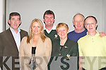 Masterminds at the Deerpark Pitch and Putt club table quiz Killarney in the Killarney Oaks Hotel Killarney on Friday were l-r: Conor Mahony, Anna Maria Gallivan (Lady Captain), Tony Linehan Captain, Noreen O'Mahony (Lady President), Jim Casey and Donie Mulcahy .   Copyright Kerry's Eye 2008