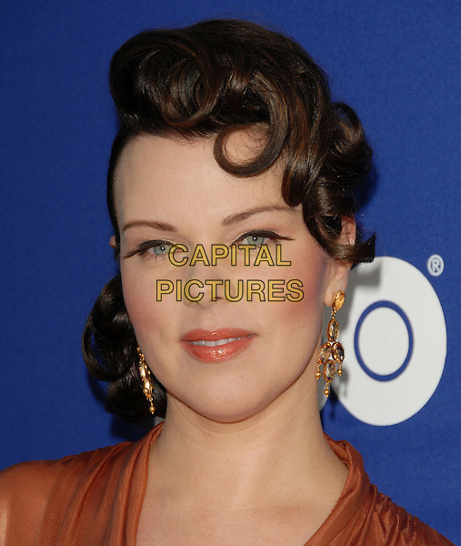 DEBI MAZAR.HBO'S Premiere of Entourage Season 3 held at The Arclight Theatre in Hollywood, California, USA..June 1st, 2006.Ref: DVS.headshot portrait curls earrings.www.capitalpictures.com.sales@capitalpictures.com.Supplied By Capital PIctures