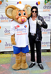 award winning Michael Jackson..impersonator Craig Harrison at Gulliver's  world milton keyens  for a  party for its charity of the year Dreams Come  01/07/2012.Picture By: Brian Jordan / Retna Pictures.. ..-..