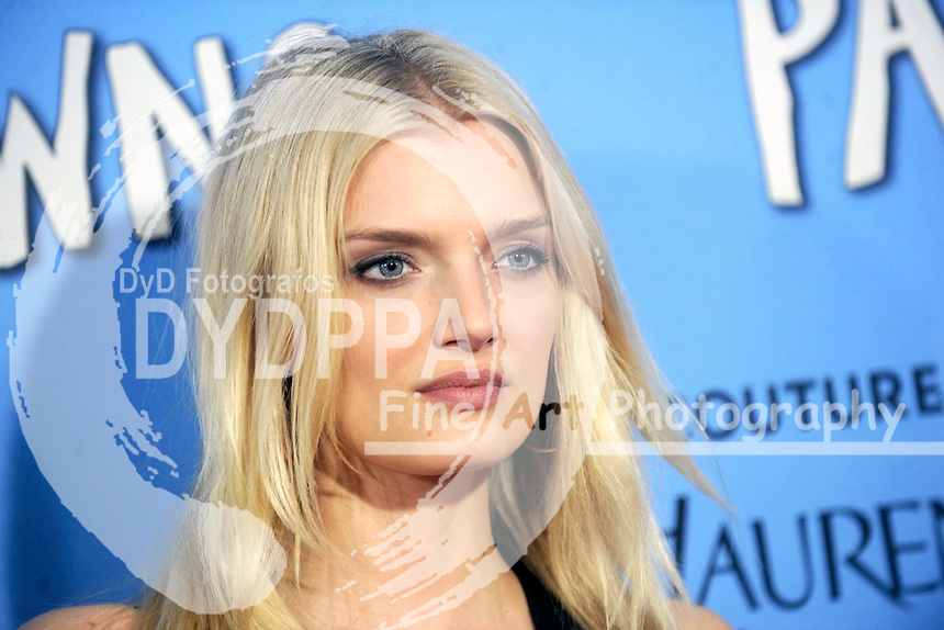 Lily Donaldson attending the 'Paper Towns' premiere at AMC Loews Lincoln Square on July 21, 2015 in New York Cit