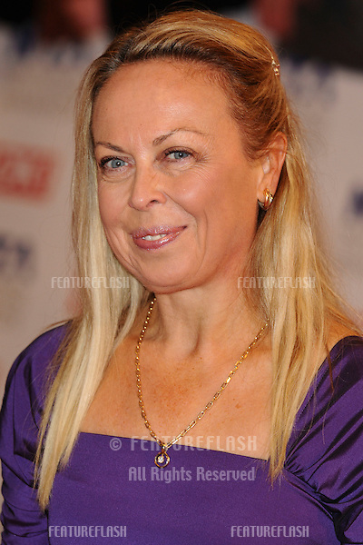 Jayne Torvill arriving at the National Television Awards 2010, at the O2, London. 20/01/2010  Picture by: Steve Vas / Featureflash