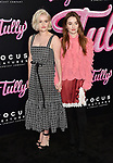 LOS ANGELES, CA - APRIL 18: Actors Mady Dever (L) and Kaitlyn Dever attend the Premiere Of Focus Features' 'Tully' at Regal LA Live Stadium 14 on April 18, 2018 in Los Angeles, California.