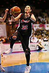 Emi Kudeken (Antelopes), MARCH 19, 2013 - Basketball : The 14th Women's Japan Basketball League Playoffs Final Game #4 between Toyota Antelopes 61-72 JX Sunflowers at 2nd Yoyogi Gymnasium, Tokyo, Japan. (Photo by AFLO SPORT) [1156]