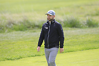 Andy Sullivan (ENG) on the 16th tee during Round 3 of the Open de Espana 2018 at Centro Nacional de Golf on Saturday 14th April 2018.<br /> Picture:  Thos Caffrey / www.golffile.ie<br /> <br /> All photo usage must carry mandatory copyright credit (&copy; Golffile | Thos Caffrey)