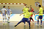 Inter FS's Ricardinho celebrates goal during UEFA Futsal Cup 2015/2016 Semifinal match. April 22,2016. (ALTERPHOTOS/Acero)