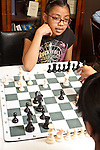 Education chess afterschool program for low income children sponsored by Headstart site