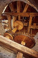 Europe/France/Languedoc-Roussillon/66/Pyrénées -Orientales/Collioure:le vieux moulin à huile d'olive