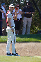 Martin Kaymer (GER) on the 4th green during Round 2 of the Abu Dhabi HSBC Championship 2020 at the Abu Dhabi Golf Club, Abu Dhabi, United Arab Emirates. 17/01/2020<br /> Picture: Golffile   Thos Caffrey<br /> <br /> <br /> All photo usage must carry mandatory copyright credit (© Golffile   Thos Caffrey)