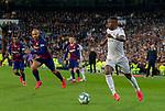 Real Madrid CF's Vinicius Jr during La Liga match. Mar 01, 2020. (ALTERPHOTOS/Manu R.B.)