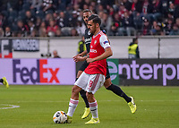 Dani Ceballos (Arsenal London) - 19.09.2019:  Eintracht Frankfurt vs. Arsenal London, UEFA Europa League, Gruppenphase, Commerzbank Arena<br /> DISCLAIMER: DFL regulations prohibit any use of photographs as image sequences and/or quasi-video.