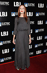 LOS ANGELES, CA - OCTOBER 24: Actress Lindy Booth arrives at the premiere of Electric Entertainment's 'LBJ' at the Arclight Theatre on October 24, 2017 in Los Angeles, California.