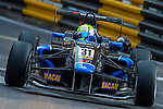 Will Buller races the Formula 3 Macau Grand Prix during the 61st Macau Grand Prix on November 15, 2014 at Macau street circuit in Macau, China. Photo by Aitor Alcalde / Power Sport Images