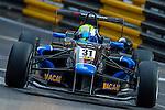 Will Buller races the Formula 3 Macau Grand Prix during the 61st Macau Grand Prix on November 15, 2014 at Macau street circuit in Macau, China. Photo by Aitor Alcalde / Power Sport Images