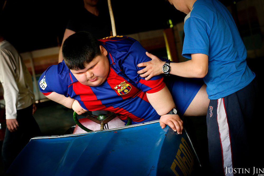 World's fattest boy in Russia | Archive — Justin Jin 金峰