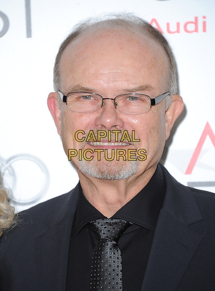 Joan & Kurtwood Smith.at The AFI FEST 2012 Hitchcock Gala Screening held at The Grauman's Chinese Theatre in Hollywood, California, USA, November 1st 2012..portrait headshot black grey gray jacket suit tie glasses beard goatee facial hair  .CAP/RKE/DVS.©DVS/RockinExposures/Capital Pictures.