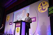 Steven Woolfe MEP, migration spokesperson, UKIP Spring Conference, Margate, Kent.