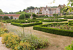 Garden at Littlecote House Hotel, Hungerford, Berkshire, England, UK