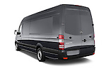 Car pictures of rear three quarter view of 2016 Mercedes Benz Sprinter-Cargo-Van 2500-144-WB-High-Roof 4 Door Cargo Van Angular Rear