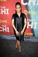 03 January 2018 - Los Angeles, California - Tai Davis. Showtime's &quot;The Chi&quot; Los Angeles Premiere held at Downtown Independent.     <br /> CAP/ADM/FS<br /> &copy;FS/ADM/Capital Pictures