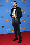 Jared Leto <br />  71st Annual Golden Globe Awards - Press Room  on January 12, 2014 at  the  Beverly Hilton Hotel  Beverly Hills,California,USA. Photo:TLowe