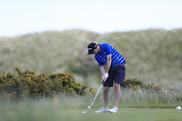 Alan Lowry (Esker Hills) during the 1st round of the East of Ireland championship, Co Louth Golf Club, Baltray, Co Louth, Ireland. 02/06/2017<br /> Picture: Golffile | Fran Caffrey<br /> <br /> <br /> All photo usage must carry mandatory copyright credit (&copy; Golffile | Fran Caffrey)