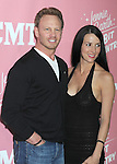 WEST HOLLYWOOD, CA - APRIL 19: Ian Ziering and Erin Kristine Ludwig arrive at her 40th Birthday celebration & premiere party for 'Jennie Garth: A Little Bit Country' held at The London Hotel on April 19, 2012 in West Hollywood, California.