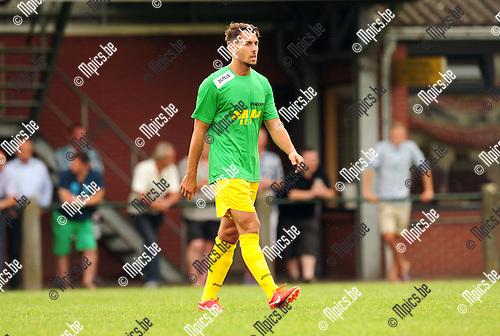 2014-07-20 / Voetbal / seizoen 2014-2015 / Sint-Lenaarts / Nico Lansu<br /><br />Foto: mpics.be