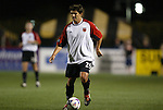 20 March 2004: Jaime Moreno during the first half. DC United of Major League Soccer defeated the Charleston Battery of the A-League 2-1 at Blackbaud Stadium in Charleston, SC in a Carolina Challenge Cup match..